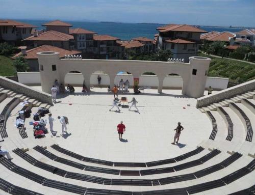 Dinevi Resort – Ampitheatre